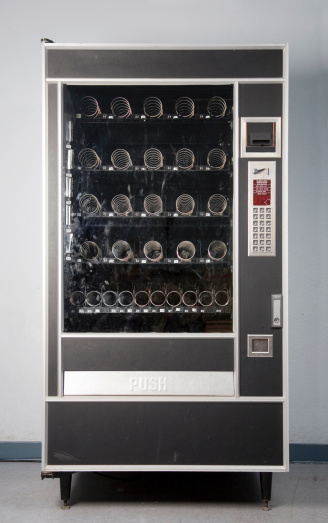 Snack「Vending Machine」:スマホ壁紙(1)