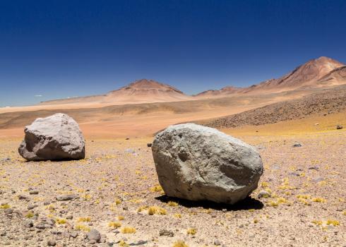 Boulder - Rock「Bolivia, Atacama Desert, Salvador Dali Desert」:スマホ壁紙(12)