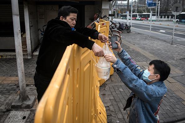Makeshift「Wuhan Works To Contain Spread Of Coronavirus」:写真・画像(6)[壁紙.com]