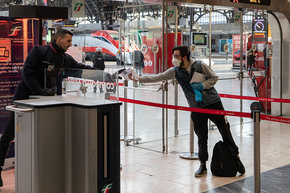 Station「Italy Quarantines Entire Lombardy Region To Slow COVID-19 Spread」:写真・画像(9)[壁紙.com]