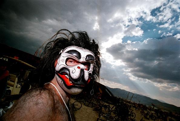 ネバダ州「Burning Man Festival in Nevada Desert」:写真・画像(17)[壁紙.com]