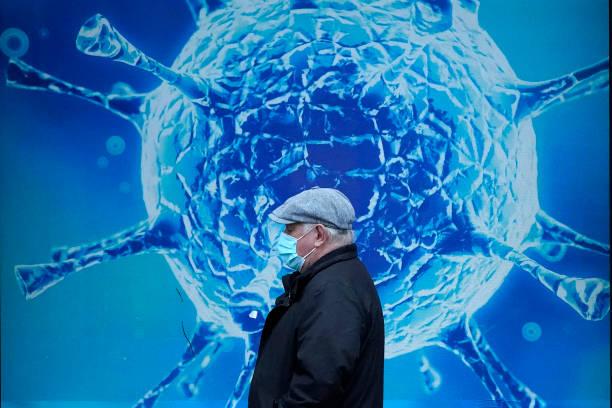 England Under Second Coronavirus Lockdown:ニュース(壁紙.com)