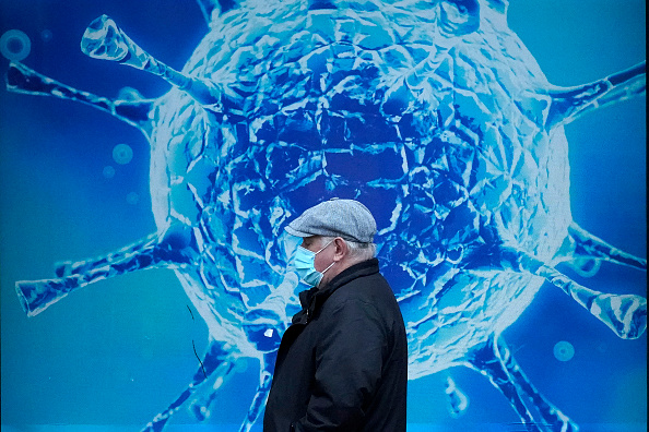Men「England Under Second Coronavirus Lockdown」:写真・画像(5)[壁紙.com]