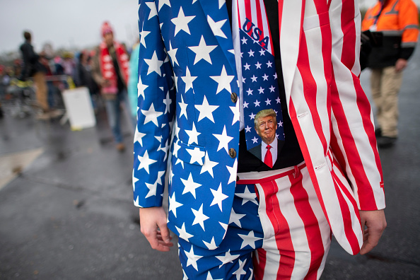 Patriotism「Donald Trump Holds Multiple Campaign Rallies Across Pennsylvania」:写真・画像(1)[壁紙.com]