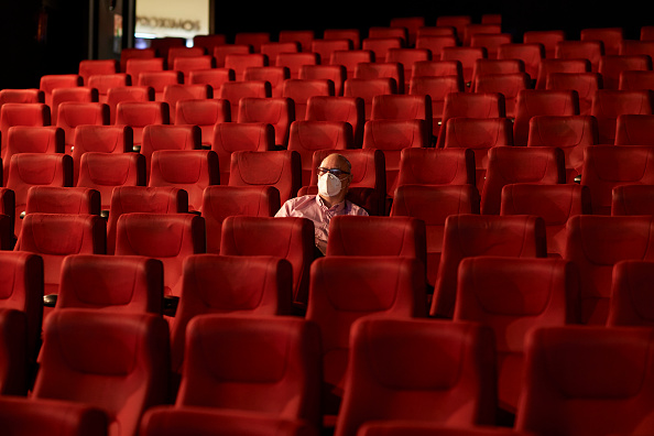 Film Industry「Capitol Cinema Reopen Its Doors In Madrid」:写真・画像(2)[壁紙.com]