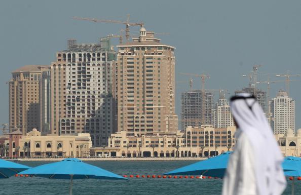 風景「Qatar Economy On Track For Double Digit Growth」:写真・画像(9)[壁紙.com]