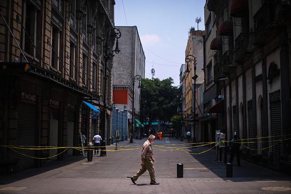 Mexico「Mexico Eases Restrictions Amid Coronavirus Pandemic」:写真・画像(0)[壁紙.com]