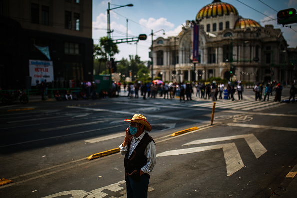 Mexico「Mexico Eases Restrictions Amid Coronavirus Pandemic」:写真・画像(13)[壁紙.com]