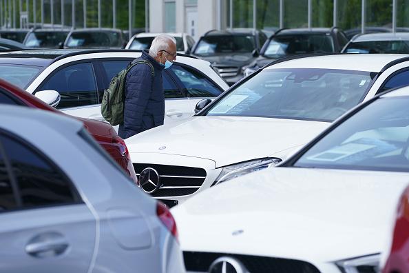 Vehicle Brand Name「The Coronavirus Crisis In Germany: Week 9」:写真・画像(10)[壁紙.com]