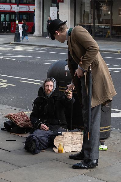 Homelessness「The UK's Capital Adjusts To Life Under The Coronavirus Pandemic」:写真・画像(4)[壁紙.com]