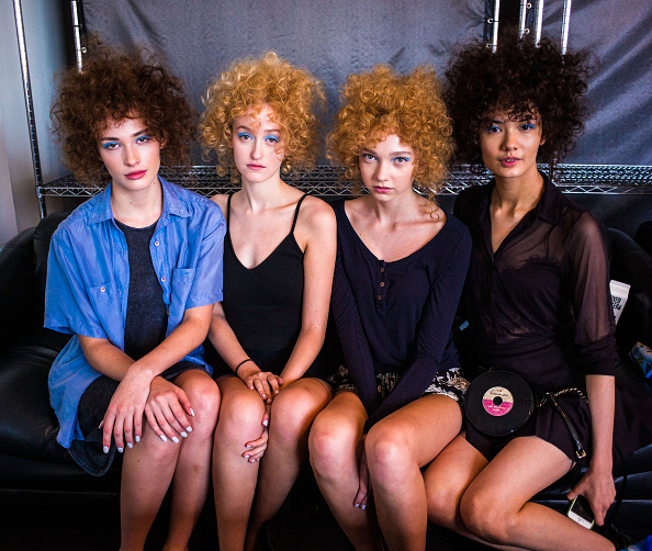 Fashion Show「A Detacher - Backstage - Spring 2016 New York Fashion Week: The Shows」:写真・画像(5)[壁紙.com]