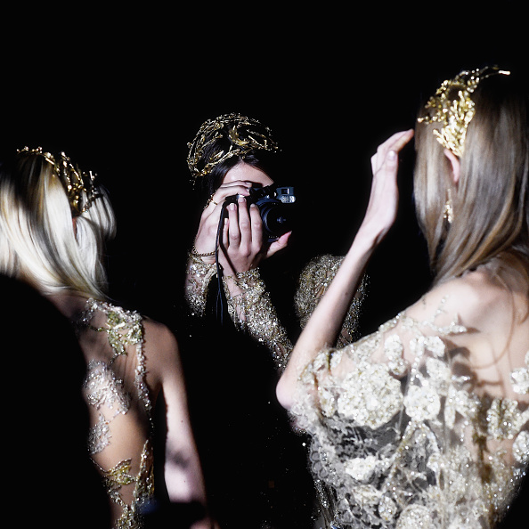 Elie Saab - Designer Label「Instant Views Paris Fashion Week - Haute Couture Fall/Winter 2015/2016」:写真・画像(7)[壁紙.com]