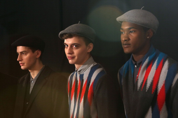 YMC - Designer Label「YMC: Backstage - London Collections: MEN AW13」:写真・画像(19)[壁紙.com]