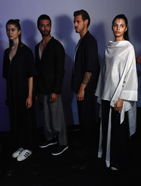 Dubai Fashion Week「TAIR - Backstage - Dubai FFWD Spring/Summer 2017」:写真・画像(5)[壁紙.com]