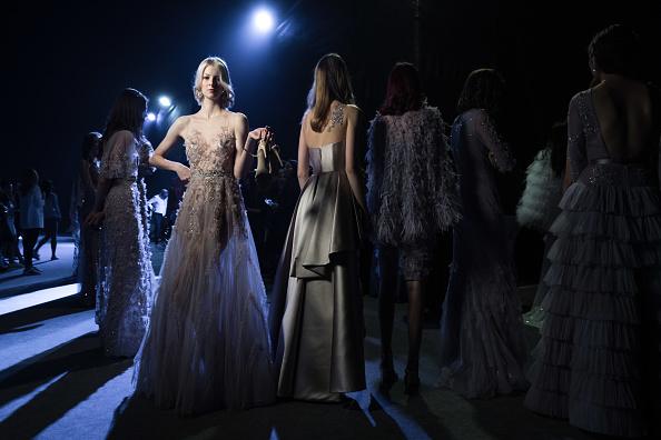 Fashion Forward Dubai「Joao Rolo International - Backstage - FFWD October 2017」:写真・画像(3)[壁紙.com]