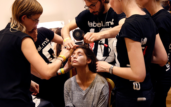 Spring Collection「L'Amitie - Backstage - LFW SS16」:写真・画像(0)[壁紙.com]