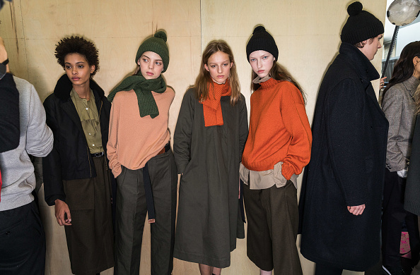 Margaret Howell - Designer Label「Margaret Howell - Backstage - LFW February 2017」:写真・画像(4)[壁紙.com]