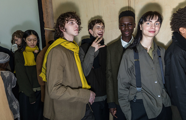 Margaret Howell - Designer Label「Margaret Howell - Backstage - LFW February 2017」:写真・画像(9)[壁紙.com]