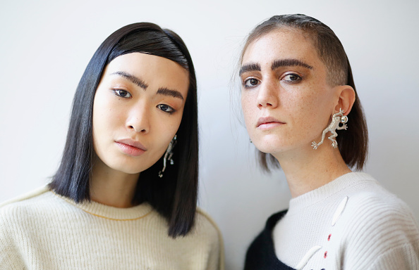 London Fashion Week「Toga - Backstage - LFW AW16」:写真・画像(18)[壁紙.com]