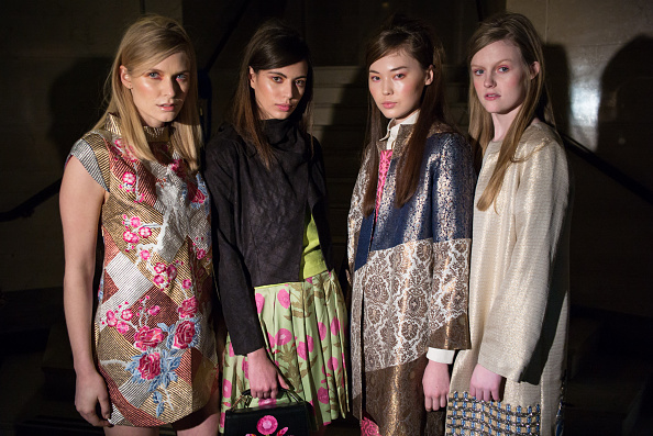 London Fashion Week「Fashion DNA: Pakistan - Backstage - LFW AW16」:写真・画像(5)[壁紙.com]