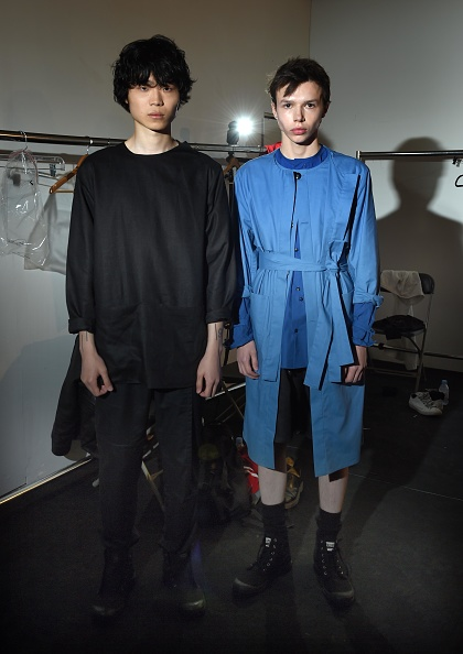 London Fashion Week「Phoebe English MAN - Backstage- LFWM June 2017」:写真・画像(12)[壁紙.com]