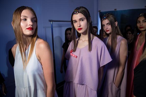 Dubai Fashion Week「HZ by Hissa Zainal - Backstage - Dubai FFWD Spring/Summer 2017」:写真・画像(18)[壁紙.com]