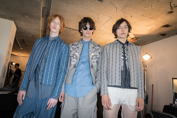 London Fashion Week「BODYBOUND - Backstage - LFWM June 201」:写真・画像(13)[壁紙.com]