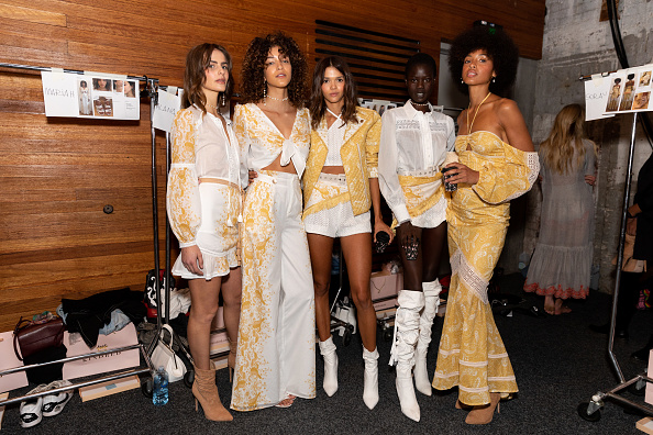 Australian Fashion Week「Around Fashion Week - Mercedes-Benz Fashion Week Australia 2019」:写真・画像(16)[壁紙.com]