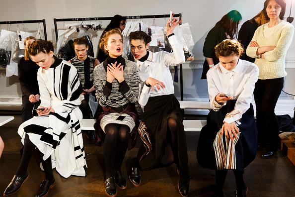 ロンドンファッションウィーク「palmer//harding - Presentation - LFW FW15」:写真・画像(7)[壁紙.com]