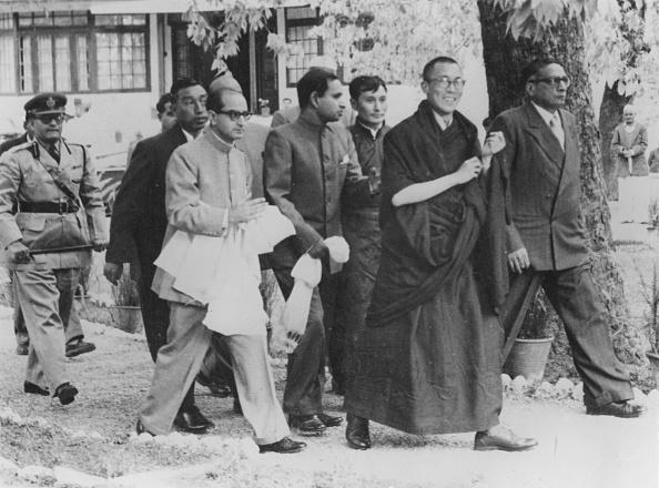 Tibet「Dalai Lama In India」:写真・画像(1)[壁紙.com]