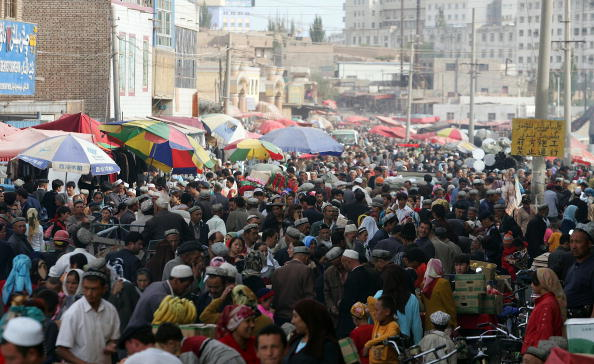 Kashgar「Historic Silk Road Remains A Political And Commercial Centre」:写真・画像(0)[壁紙.com]