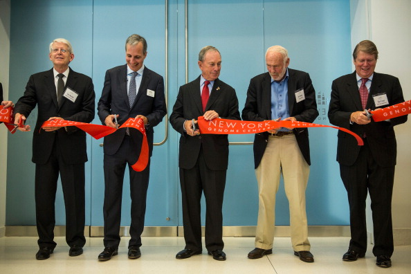 Stowe - Vermont「Bloomberg Speaks At Opening Of New York Genome Center」:写真・画像(13)[壁紙.com]