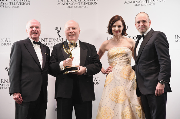 Creativity「43rd International Emmy Awards - Press Room」:写真・画像(14)[壁紙.com]