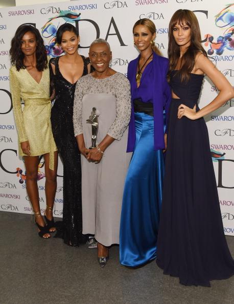 Larry Busacca「2014 CFDA Fashion Awards - Winners Walk」:写真・画像(9)[壁紙.com]