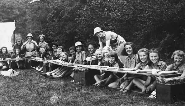 Crockery「Girl Guides Tea」:写真・画像(12)[壁紙.com]
