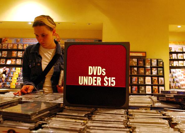 DVD「DVD Rentals Top VHS In U.S.」:写真・画像(5)[壁紙.com]
