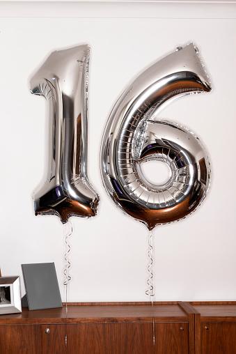 Teenager「Silver Helium Birthday Balloons」:スマホ壁紙(16)
