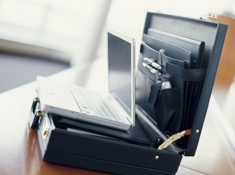 Briefcase「laptop in a briefcase」:スマホ壁紙(18)