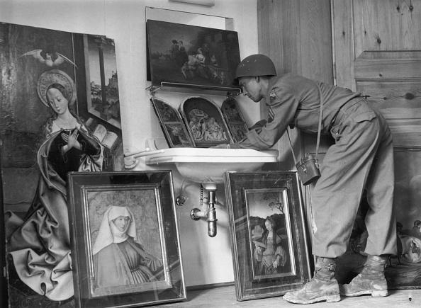 Archival「Stolen Artworks」:写真・画像(14)[壁紙.com]
