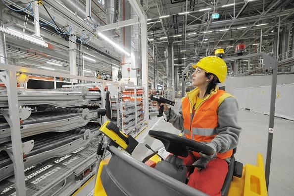 Industry「Volkswagen factory in Wrzesnia, Poland」:写真・画像(17)[壁紙.com]