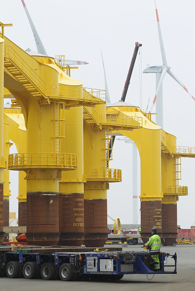 Industrial Equipment「BARD Group Building Offshore Wind Parks」:写真・画像(13)[壁紙.com]