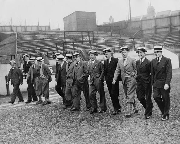 People In A Row「Luton Town Team」:写真・画像(4)[壁紙.com]