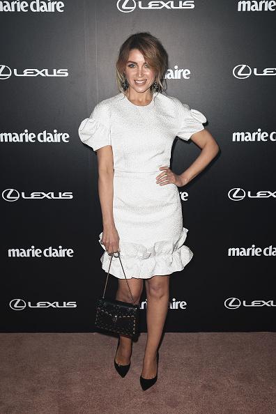 Dannii Minogue「2017 Prix De Marie Claire Awards - Arrivals」:写真・画像(0)[壁紙.com]