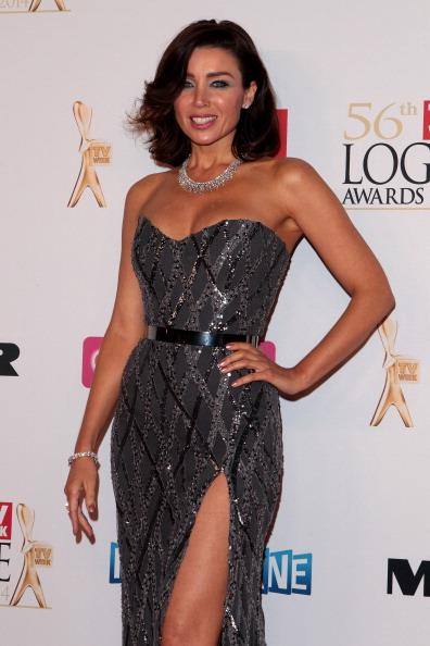 Embellished Dress「2014 Logie Awards - Arrivals」:写真・画像(14)[壁紙.com]