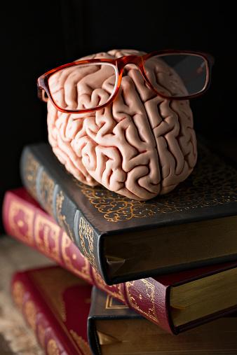 Nerd「Nerdy Brainiac Brain」:スマホ壁紙(14)