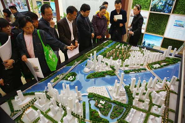 Real Estate「Beijing Spring Real Estate Trade Fair」:写真・画像(16)[壁紙.com]