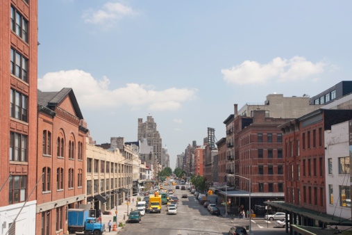 Meatpacking District「Meat Packin District looking down West 14th Street」:スマホ壁紙(15)