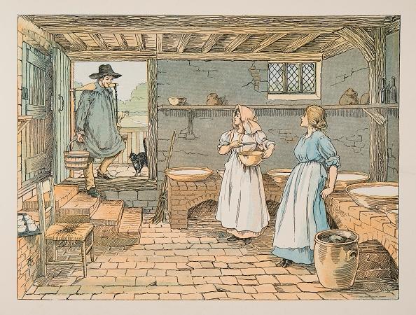 Print Collector「The Dairyman」:写真・画像(2)[壁紙.com]