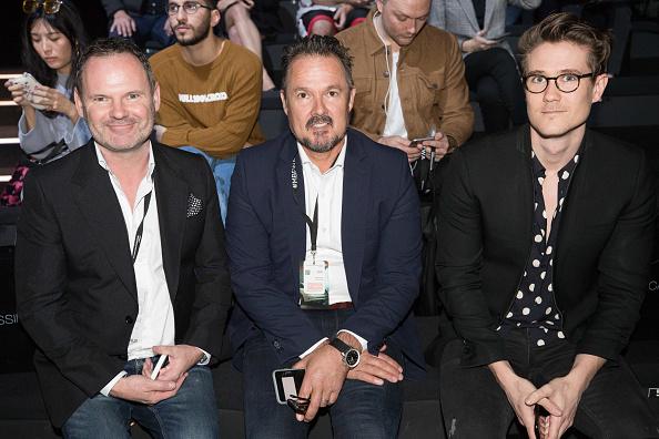 リゾート「Justin Cassin - Front Row - Mercedes-Benz Fashion Week Australia 2017」:写真・画像(17)[壁紙.com]