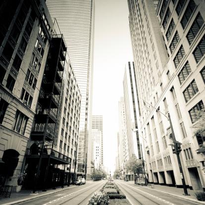 Downtown District「Downtown of Houston」:スマホ壁紙(8)